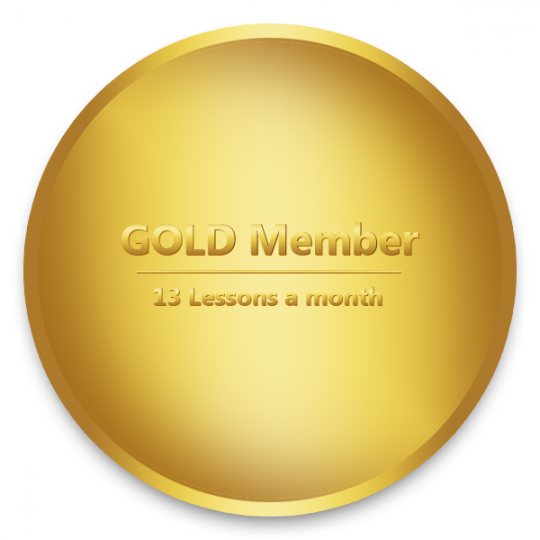 Subscription - Gold